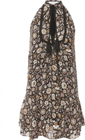 A.L.C. Addison Floral Silk Dress