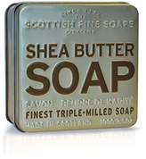 Scottish Fine Soaps Shea Butter Soap In Tin 100 g