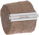 Carolina Bucci soft woven bracelet