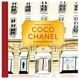 Chronicle Books 'Library Of Luminaries: Coco Channel - An Illustrated Biography' Book