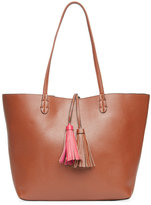 Imoshion Cognac & Berry Bag-In-Bag Reversible Tote