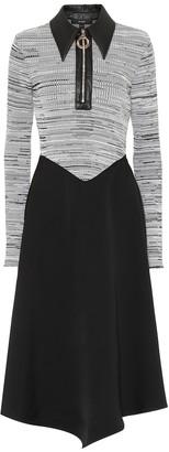 Ellery Palawan knit midi dress