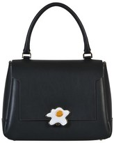 Anya Hindmarch Women's Black Leather Handbag.