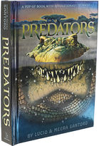 Simon & Schuster Predators Pop Up Book