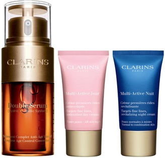 Clarins Double Serum and Multi Active Daily Duo Set