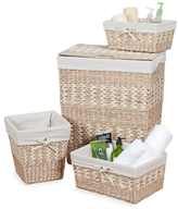 Creative Bath Arcadia Hamper/Storage Set