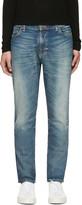 Nudie Jeans Blue Brut Knut Jeans
