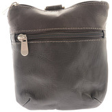 Piel Leather Zippered Valuable Pouch 2143