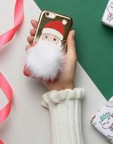 Asos Holidays Santa 3D Fluffy Beard iPhone 6 Case