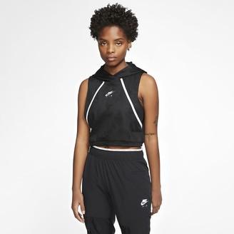 Nike Women's Hooded Running Vest