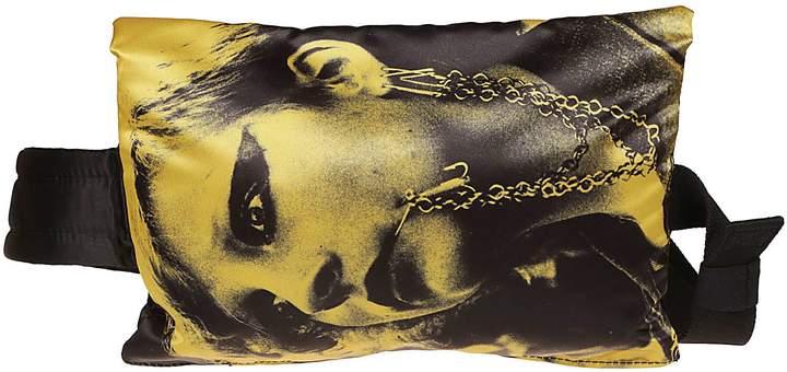 Raf Simons Eastpak By  X Eastpak Graphic Beltbag