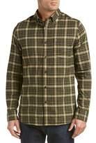 Victorinox Sterner Wool-blend Woven Shirt.