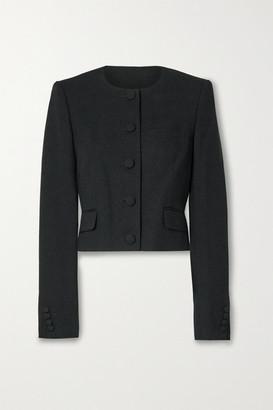 Commission Woven Blazer - Black