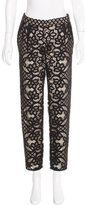 Lover Lace Straight-Leg Pants