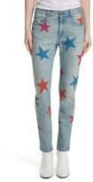 Stella McCartney Women's The Skinny Boyfriend Star Jeans