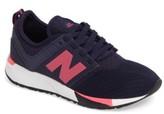 New Balance Toddler 247 Sport Sneaker