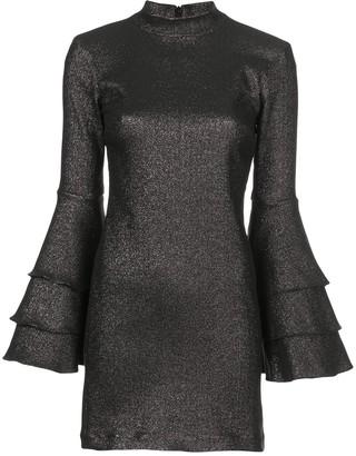 Cynthia Rowley Natasha shimmer dress