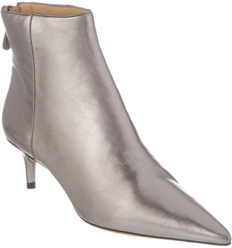 Alexandre Birman Kittie 55 Leather Bootie