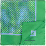 Salvatore Ferragamo small square scarf