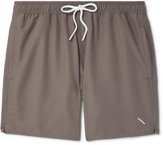 Saturdays NYC Timothy Slim-Fit Mid-Length Swim Shorts