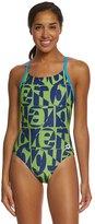 Arena Women's Gallery Light Drop Back One Piece Swimsuit 8154191