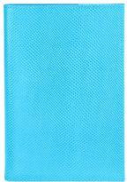 Aspinal of London Lizard refillable journal aquamarine A5