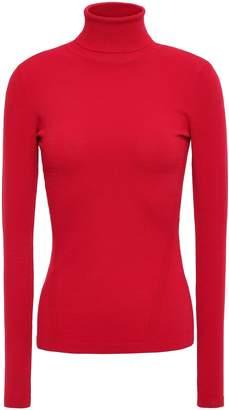 Diane von Furstenberg Ribbed-knit Turtleneck Sweater