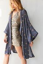 Kimchi & Blue Kimchi Blue Star Print Kimono Jacket