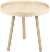 Menu Uncover Table - Light Ash