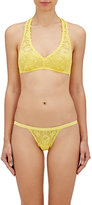 Cosabella WOMEN'S NEVER SAY NEVER RACIE SOFT BRA-YELLOW SIZE S