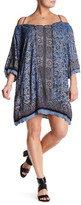 Angie Cold Shoulder Dress (Plus Size)