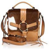 Rebecca Minkoff Darling Calf Hair & Leather Crossbody Bag