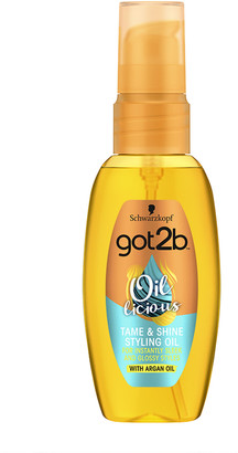 Schwarzkopf Got2B Oil-Licious Styling Oil 50Ml