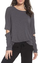 Michael Lauren Women's Briggs Lounge Tee