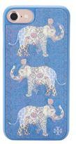 Tory Burch Hologram Elephant iPhone 7 Hardshell Case