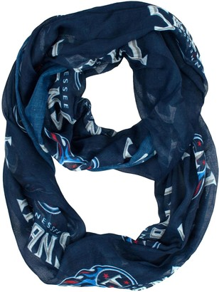 Tennessee Titans Sheer Infinity Scarf