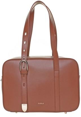 Furla Block Handbag