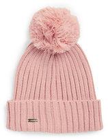 Calvin Klein Ribbed Knit Hat