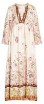 Free People Women's If You Only Knew Peasant Dress