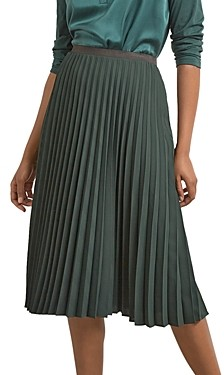 Gerard Darel Milla Pleated Skirt