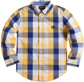 Chaps Toddler Boy Long Sleeve Plaid Shirt