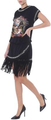 Balmain Dress With Fringes