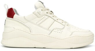 Ami Paris thick sole low top trainers