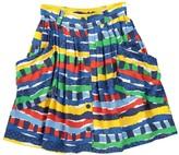 Stella McCartney Dollie Striped Skirt