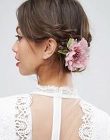 Asos Vintage Crystal Flower Hair Clip