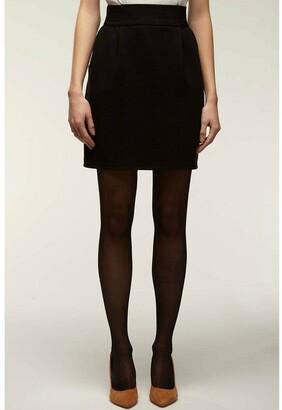Naf Naf Short Skirt with Elasticated Waist