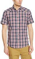 Dakota Grizzly Men's Brodi Short Sleeve Western Shirt