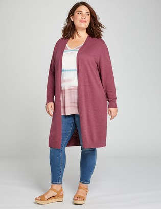 Lane Bryant Duster Overpiece