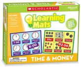 Scholastic Time And Money Activity