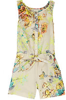 Anthem of the Ants FLORAL ROMPER SIZE 3